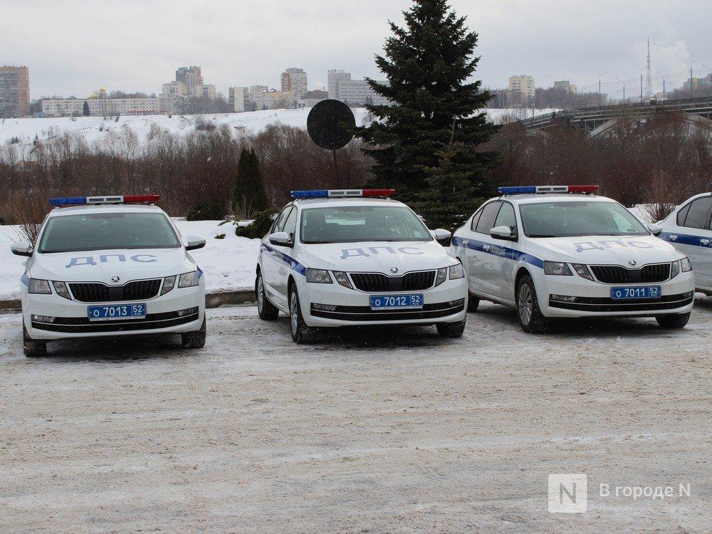 13 новых машин поступило на службу нижегородским сотрудникам ГИБДД - фото 1