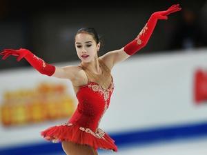 Алина Загитова завоевала золото на Олимпиаде в Пхенчхане