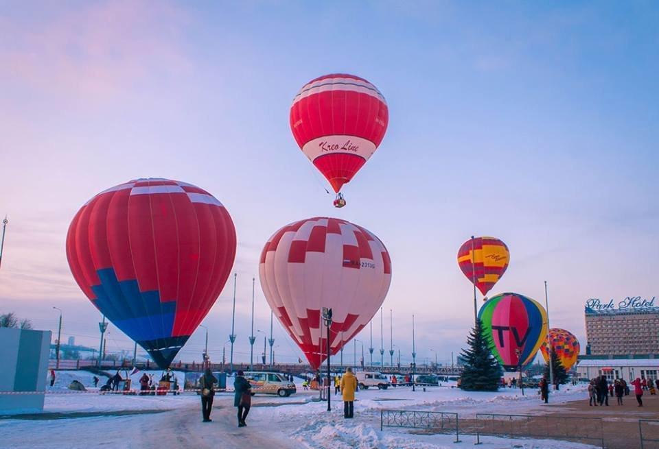 Старт «Кубка вызова» воздухоплавателей в Нижнем Новгороде назначен на 26 февраля - фото 1