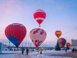 Старт «Кубка вызова» воздухоплавателей в Нижнем Новгороде назначен на 26 февраля