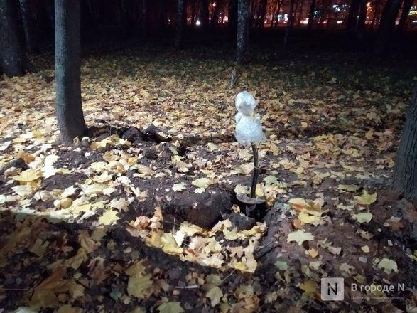 Недоблагоустройство: нижегородцы продолжают жаловаться на мусор в парке Пушкина - фото 7