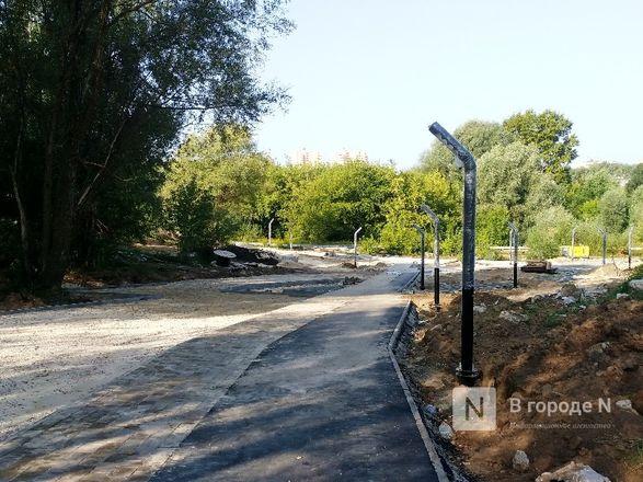 Благоустройство Лопатинского оврага планируется завершить в начале сентября - фото 14