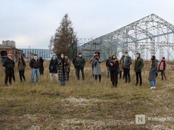 Нижегородская Стрелка: между прошлым и будущим - фото 33