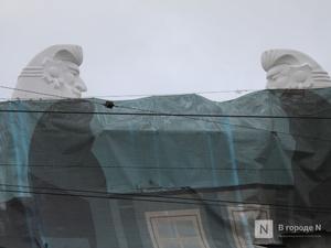 Штраф до пяти млн рублей грозит компании, реставрирующей нижегородский «шахматный дом»