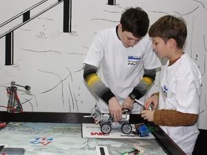 Нижегородский фестиваль робототехники собрал более 400 участников