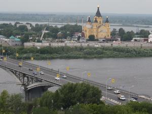 Подсветку Канавинского моста восстановят к ЧМ-2018