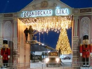 Фестиваль «Горьковская елка» откроется большим театрализованным шествием