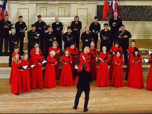 Хор «Нижний Новгород» получил Гран-при международного конкурса «Поющий мир» (ФОТО)