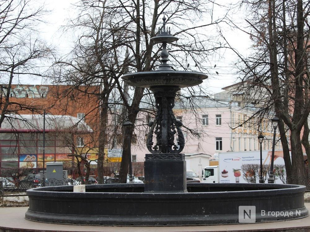 Администрация Нижнего Новгорода досрочно расторгает соглашение по фонтанам - фото 1
