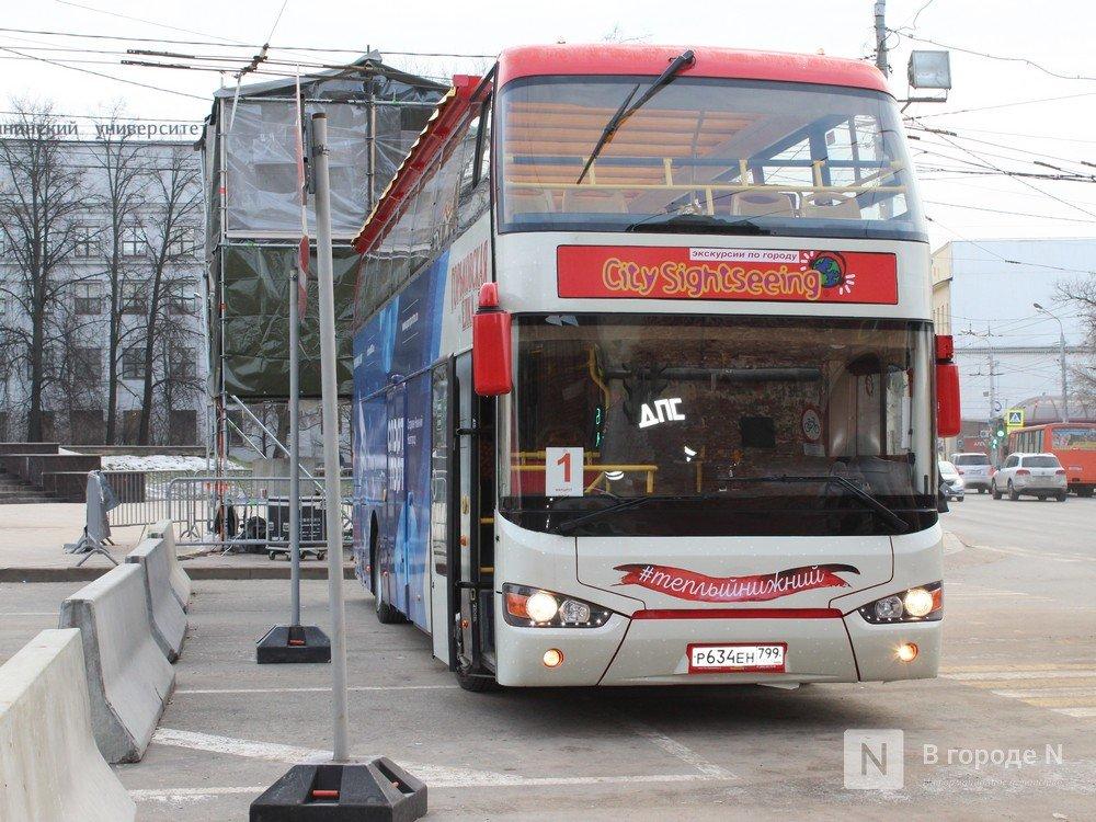 От вокзала до кремля на даблдекере: двухэтажный автобус начал курсировать по Нижнему Новгороду - фото 8