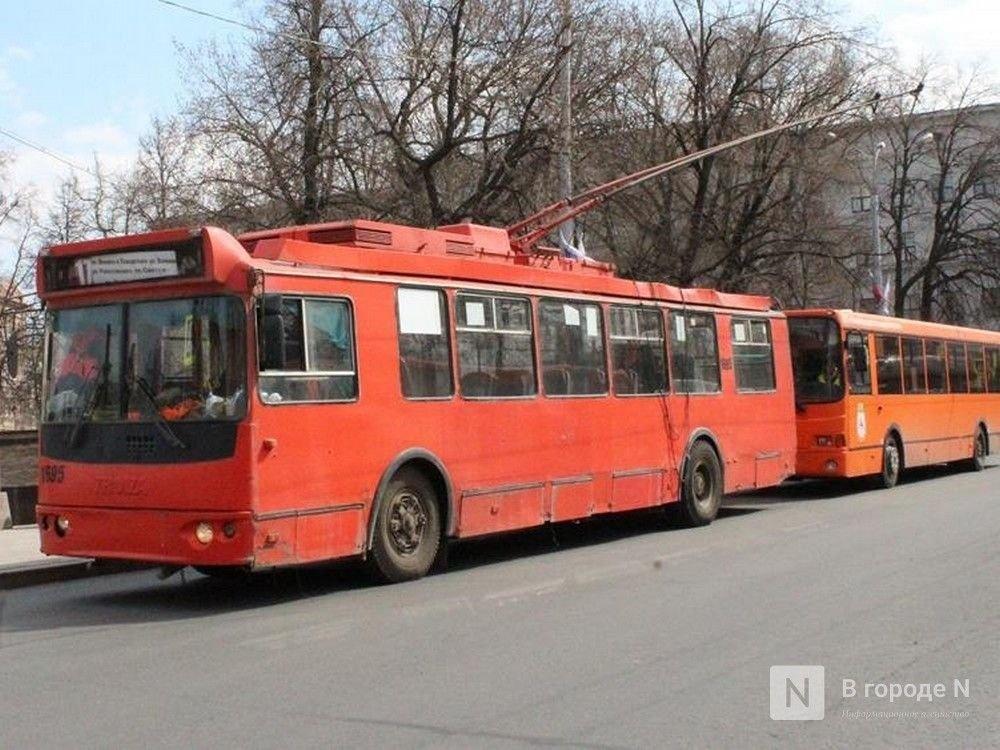 40 московских троллейбусов доставят в Нижний Новгород за 4,6 млн рублей - фото 1