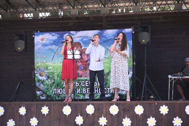 Фестиваль «Ромашковая поляна» прошел в Дзержинске - фото 4