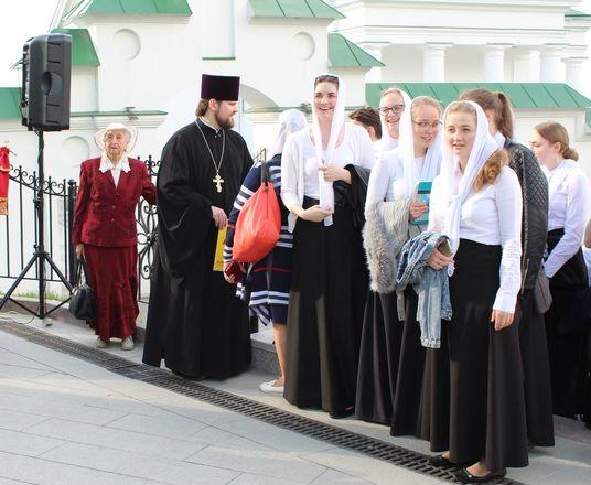 Памятник митрополиту Николаю появился в Нижнем Новгороде - фото 7