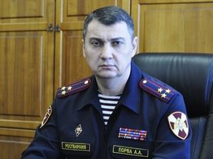 Алексей Порва возглавил управление Росгвардии по Нижегородской области