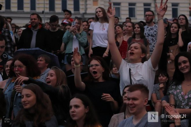 Над Нижним Новгородом прозвучал «Рок чистой воды»: люди, музыка, экология - фото 38