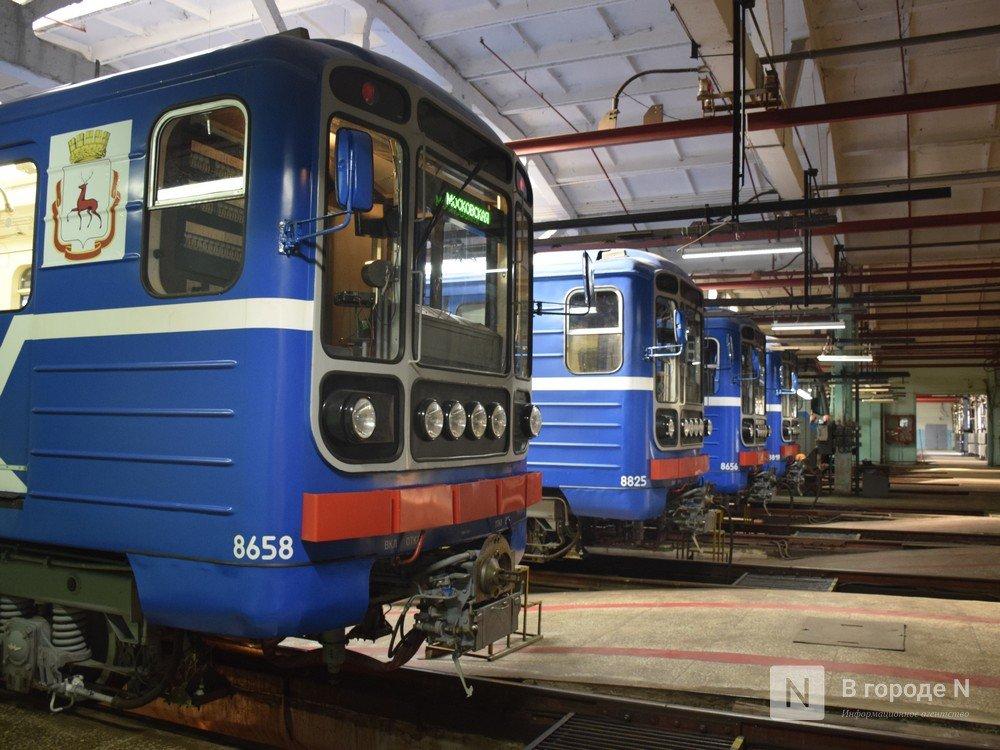 Четыре отремонтированных вагона вернули на линии нижегородского метро - фото 3