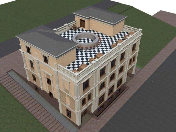 Строительство Сталин-центра на Бору начнется 8 мая - фото 4