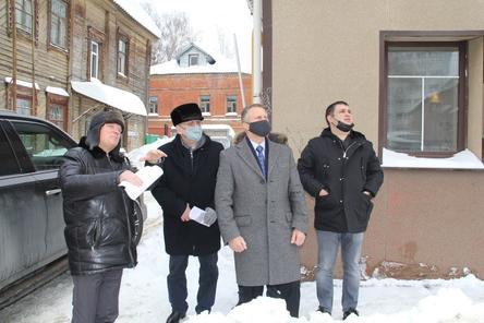 Депутаты оценили реставрацию объектов культурного наследия в Нижнем Новгороде