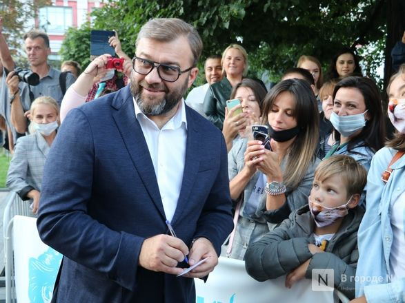 Еще больше звезд приехали на закрытие «Горький fest» в Нижний Новгород - фото 23