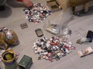 Нижегородца задержали перед сбытом 643 граммов марихуаны