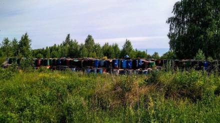 Ущерб от токсичной свалки в Павлове составил свыше 6 млн рублей