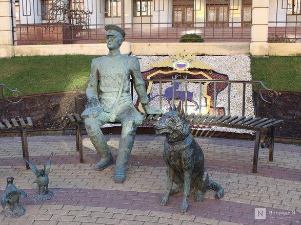 Труд в бронзе и чугуне: представителей каких профессий увековечили в Нижнем Новгороде - фото 16