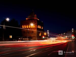 Кремль, стадион и ярмарка станут синими в Нижнем Новгороде