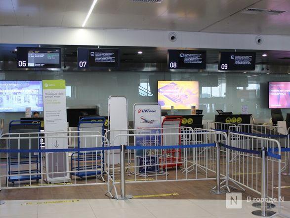 COVID не прилетит: нижегородский аэропорт усилил меры безопасности - фото 36