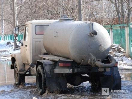 Жидкие бытовые отходы сливали в овраг в Краснобаковском районе