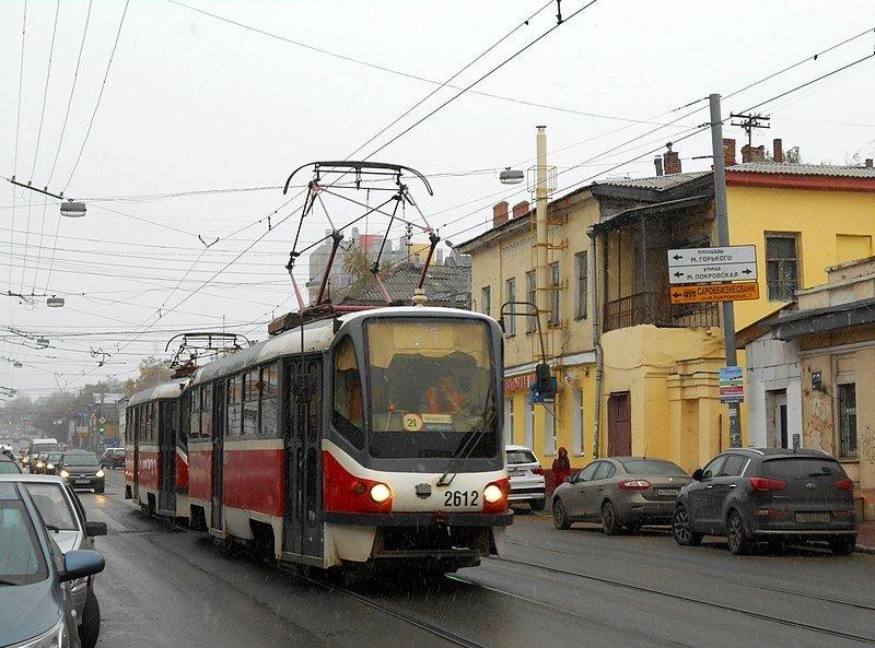 Знаменитый урбанист выступил с критикой идеи реверса трамваев в Нижнем Новгороде - фото 1