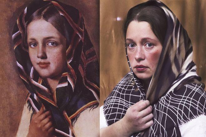 Заключенные нижегородской колонии воссоздали картины мировой живописи - фото 4
