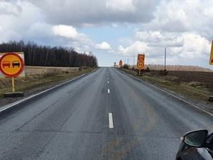Самый длинный участок дороги отремонтировали в Нижегородской области