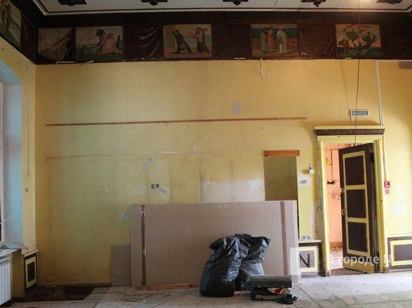 Комнату сказок и фонтан отреставрируют в нижегородском Дворце творчества - фото 8