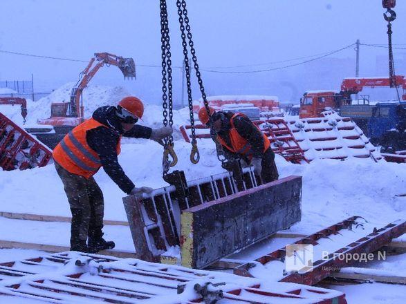 Школа будущего: как идет строительство крупнейшего образовательного центра Нижегородской области - фото 11