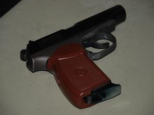 Нижегородец с пистолетом напал на бригаду скорой помощи