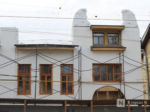 Для реставрации «Шахматного дома» не могут найти квалифицированного подрядчика