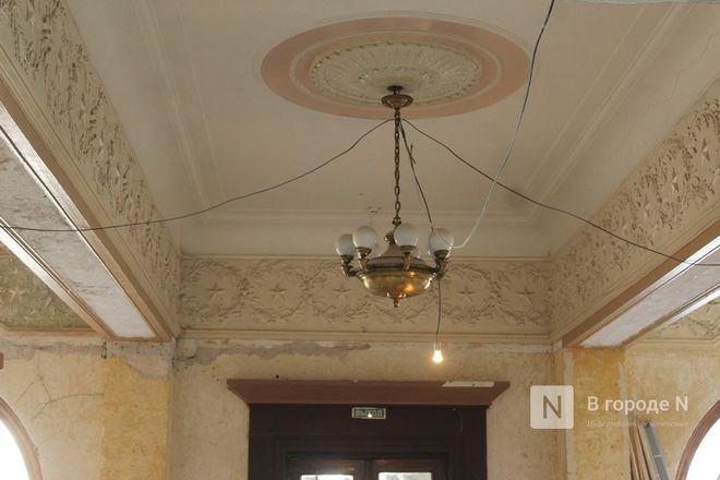 Реставрация Дворца творчества в Нижнем Новгороде выполнена на 10% - фото 20
