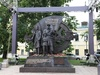 Памятник «Горьковчанам - доблестным труженикам тыла» появился в нижегородском Кремле