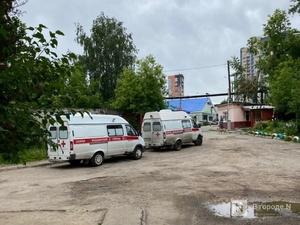 Jaguar сбил трехлетнего мальчика в Московском районе