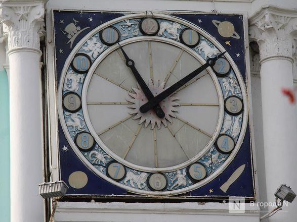 Хранители времени: самые необычные уличные часы Нижнего Новгорода - фото 52