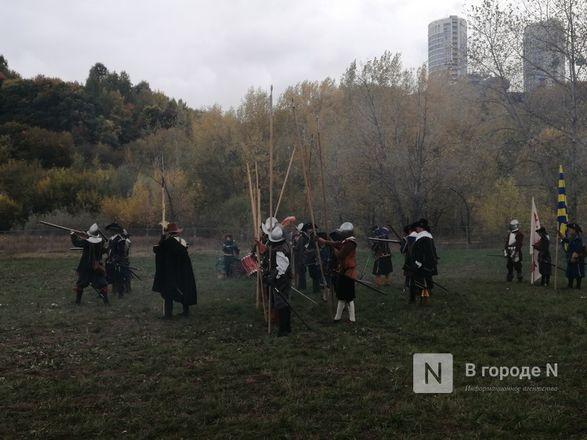Нижегородцы стали участниками средневекового сражения  - фото 6