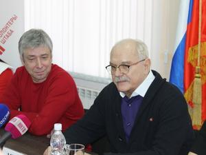 Никита Михалков призвал нижегородцев прийти на выборы