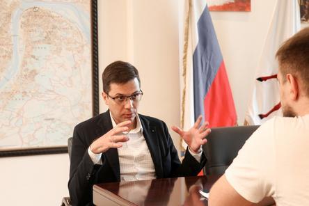 «800-летие Нижнего Новгорода — только начало»: большое интервью с главой города Юрием Шалабаевым