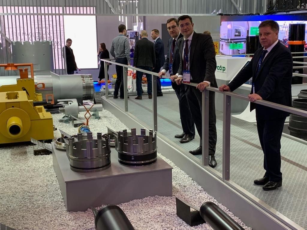 Подводную фонтанную арматуру будут производить в Нижегородской области - фото 1