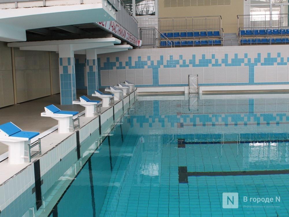 Никитин сообщил о скором возобновлении работы бассейнов для спортсменов - фото 1