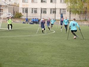 Чемпионат России по футболу среди ампутантов стартовал в Нижнем Новгороде