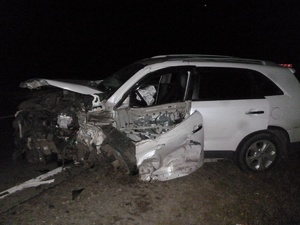 Два человека погибли из-за пьяного водителя в Городецком районе
