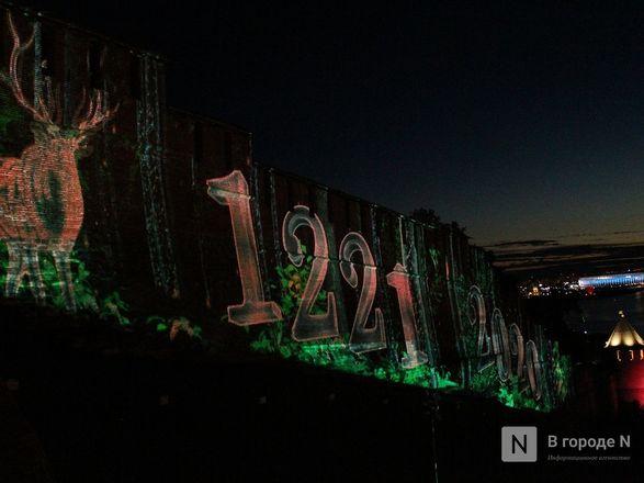 Праздник в пандемию: как Нижний Новгород отметил 799-летие - фото 84