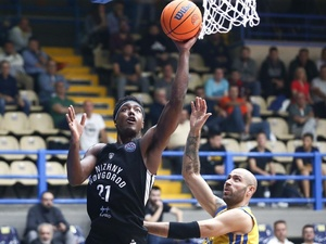 БК «НН» обыграл на выезде в Лиге чемпионов греческий «Перистери»