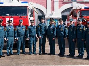 27 сотрудников МЧС наградили за ликвидацию последствий взрывов на заводе «Кристалл» в Дзержинске
